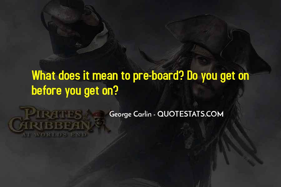 Carlin Quotes #81572