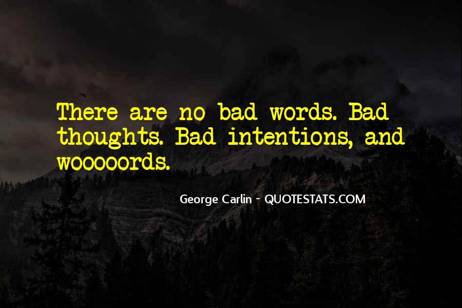Carlin Quotes #85382