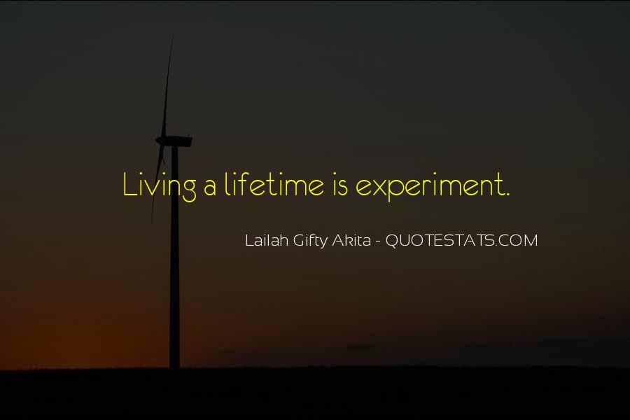 Quotes About Living A Life Of Adventure #1119792