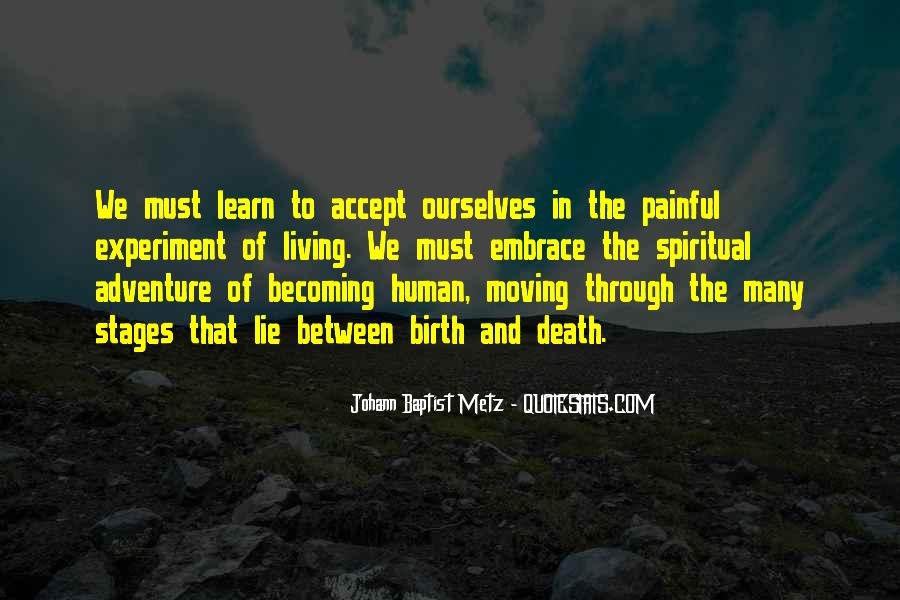 Quotes About Living A Life Of Adventure #122252