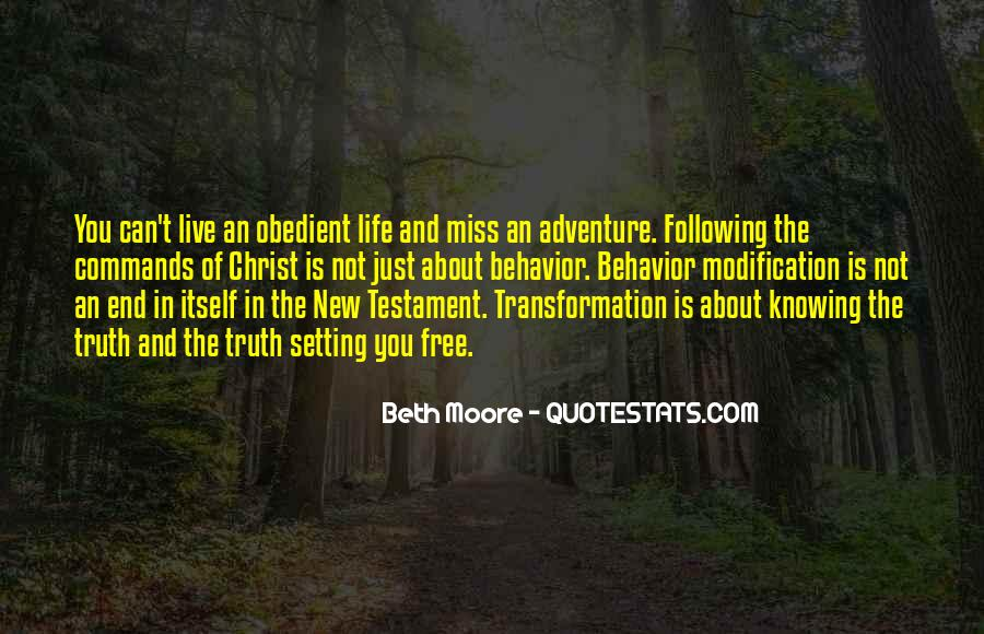 Quotes About Living A Life Of Adventure #629060