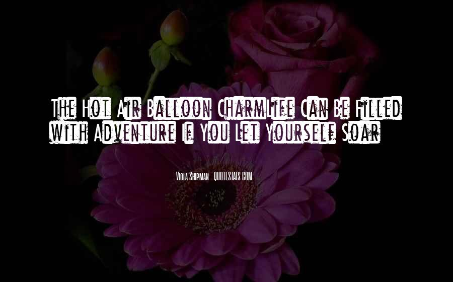 Quotes About Living A Life Of Adventure #728191