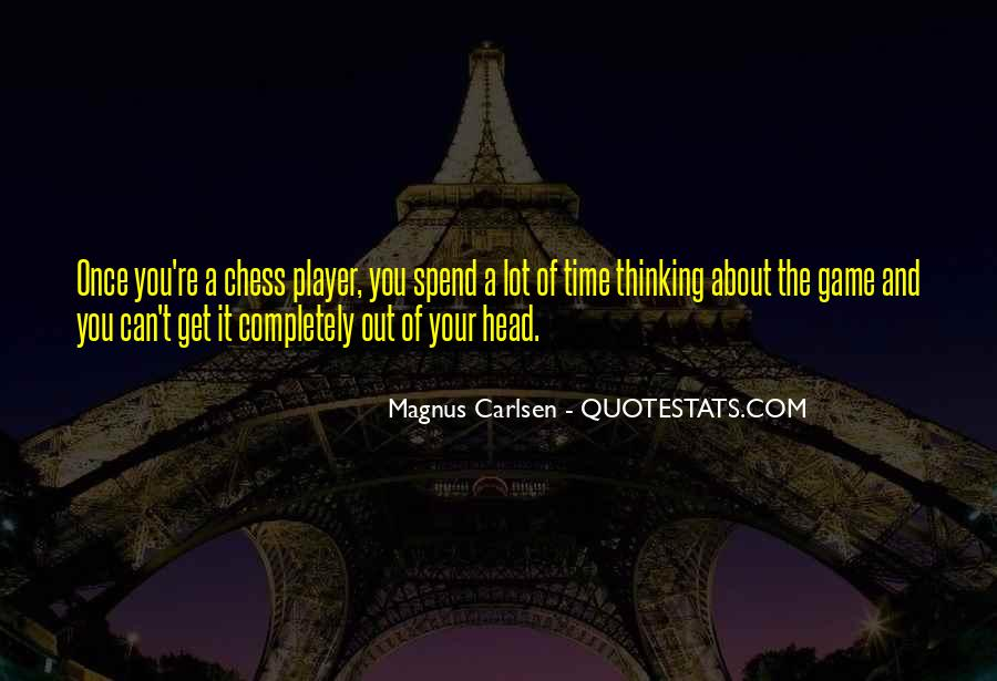 Carlsen Magnus Quotes #1587767