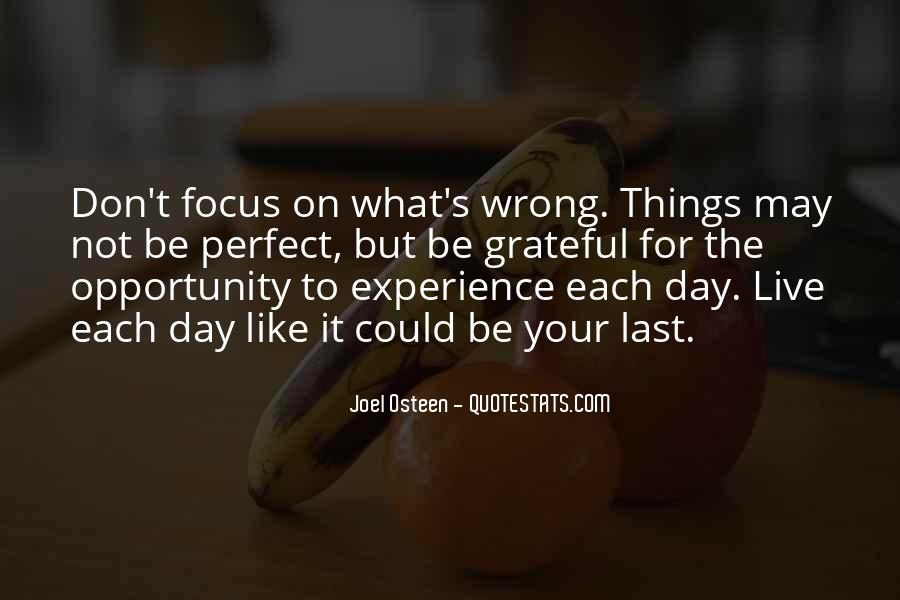 Quotes About Live Each Day Like Your Last #511015