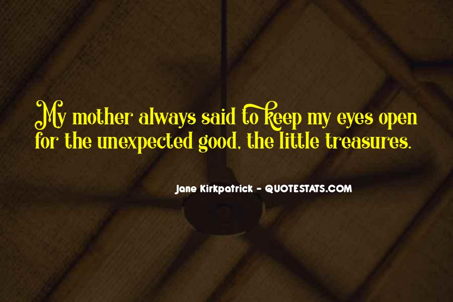 Quotes About Little Treasures #352219