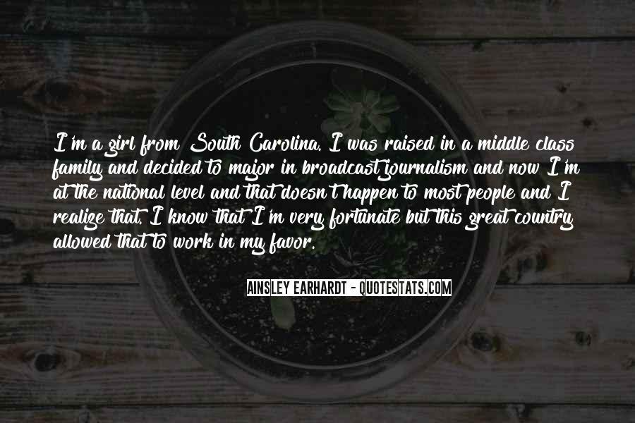 Carolina Girl Quotes #1854132