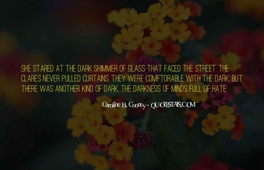 Caroline Cooney Quotes #1026248