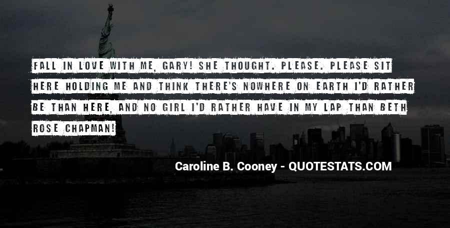 Caroline Cooney Quotes #1057