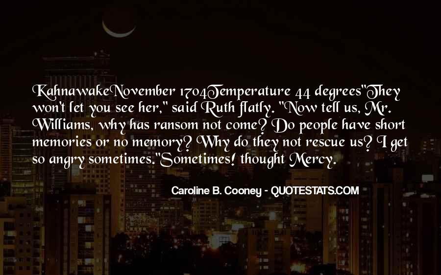 Caroline Cooney Quotes #1277213