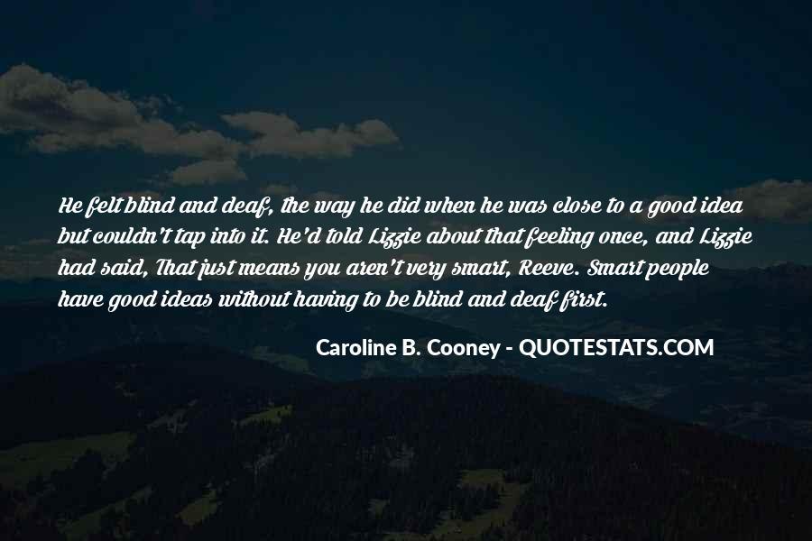 Caroline Cooney Quotes #1296561