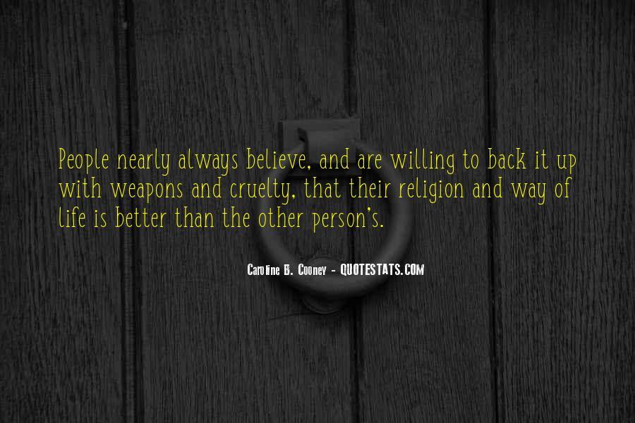 Caroline Cooney Quotes #130892