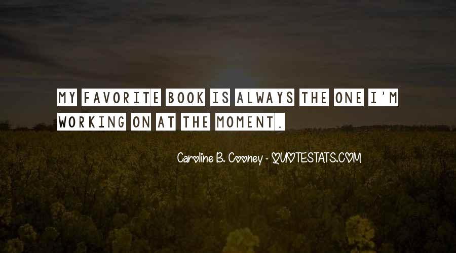 Caroline Cooney Quotes #1343547