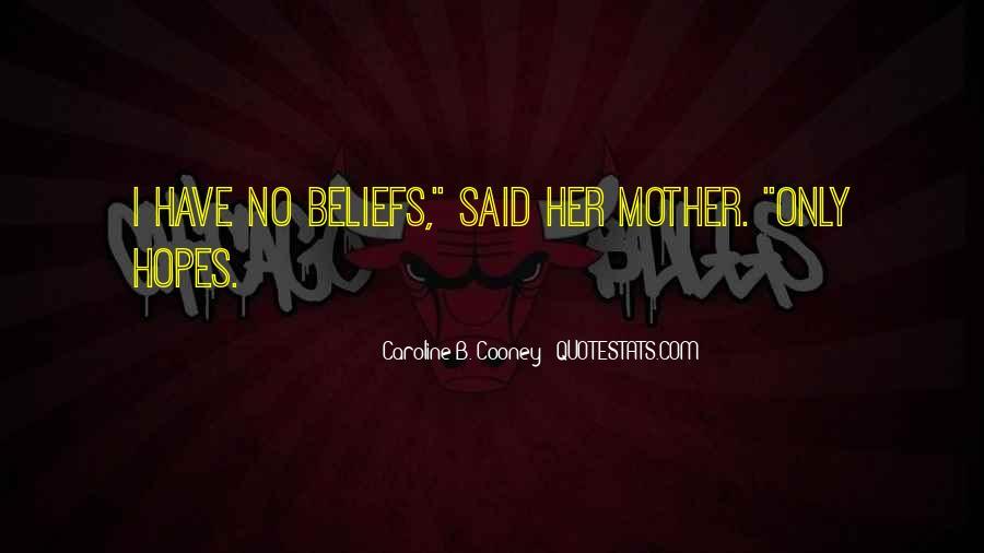 Caroline Cooney Quotes #1368164