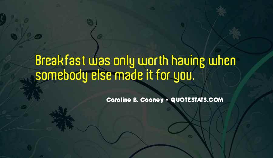 Caroline Cooney Quotes #1429436