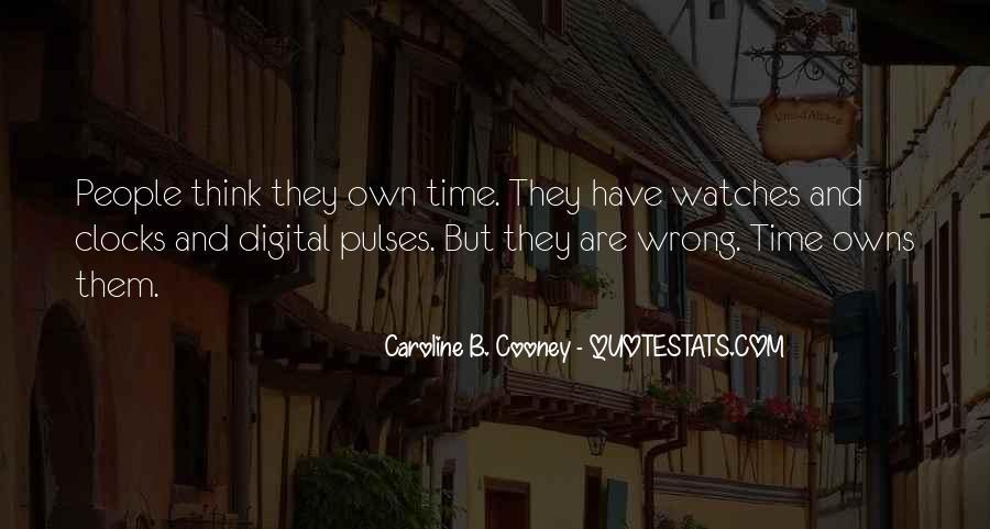Caroline Cooney Quotes #1573769