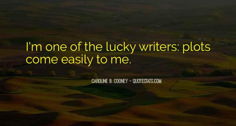 Caroline Cooney Quotes #1614596