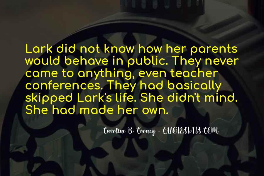 Caroline Cooney Quotes #1699988