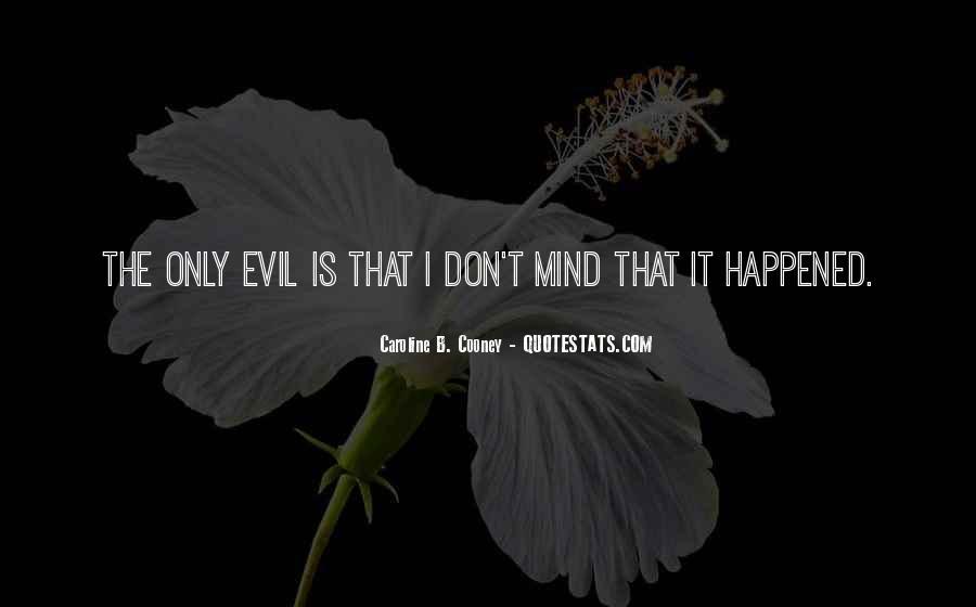 Caroline Cooney Quotes #1798733