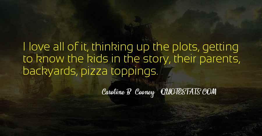 Caroline Cooney Quotes #1813286