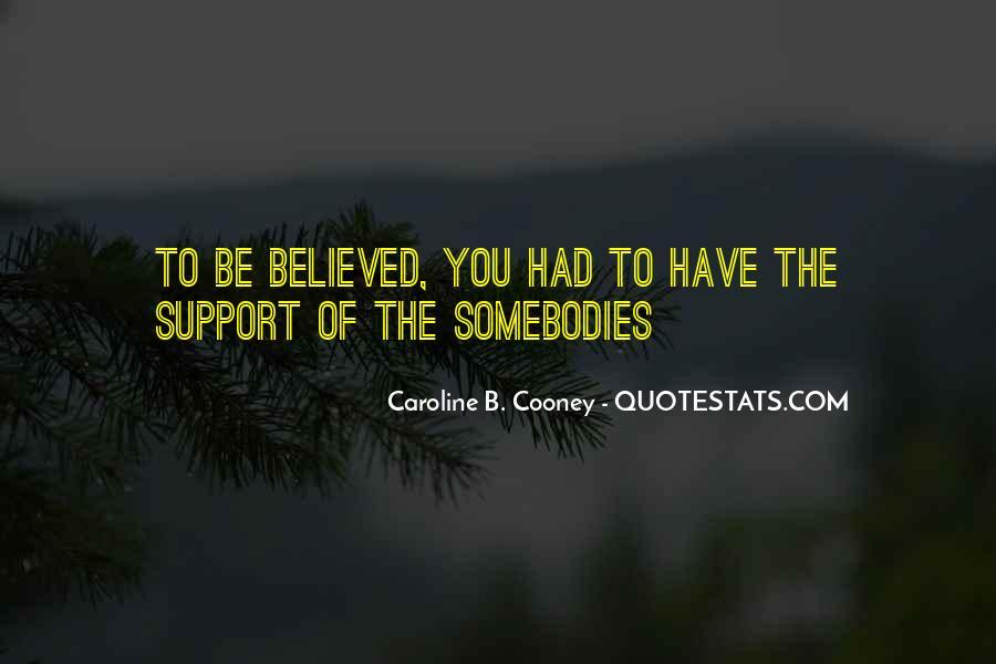 Caroline Cooney Quotes #209704