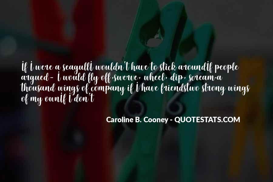 Caroline Cooney Quotes #370209