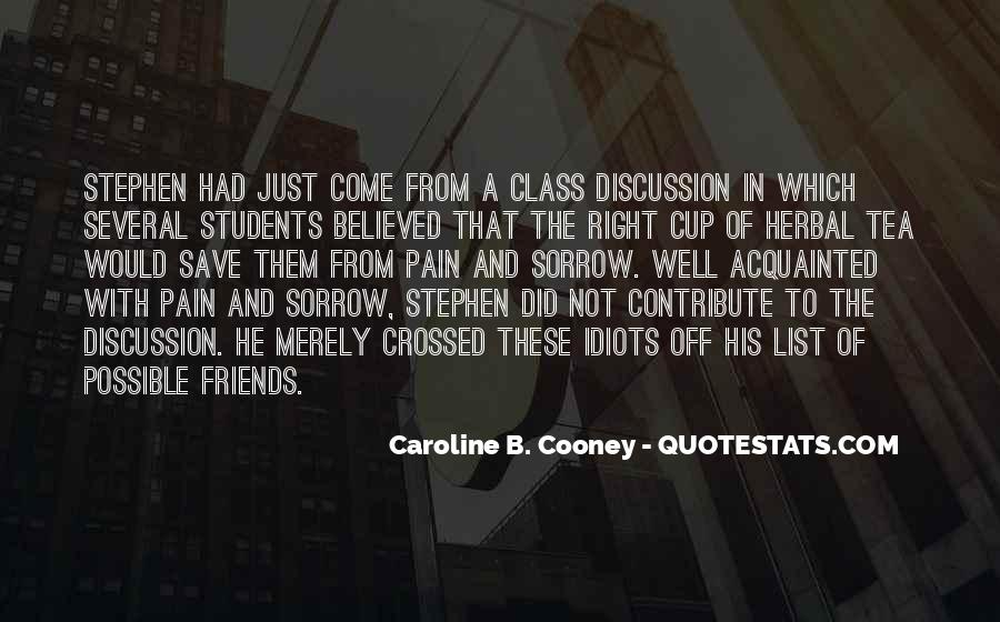 Caroline Cooney Quotes #394837