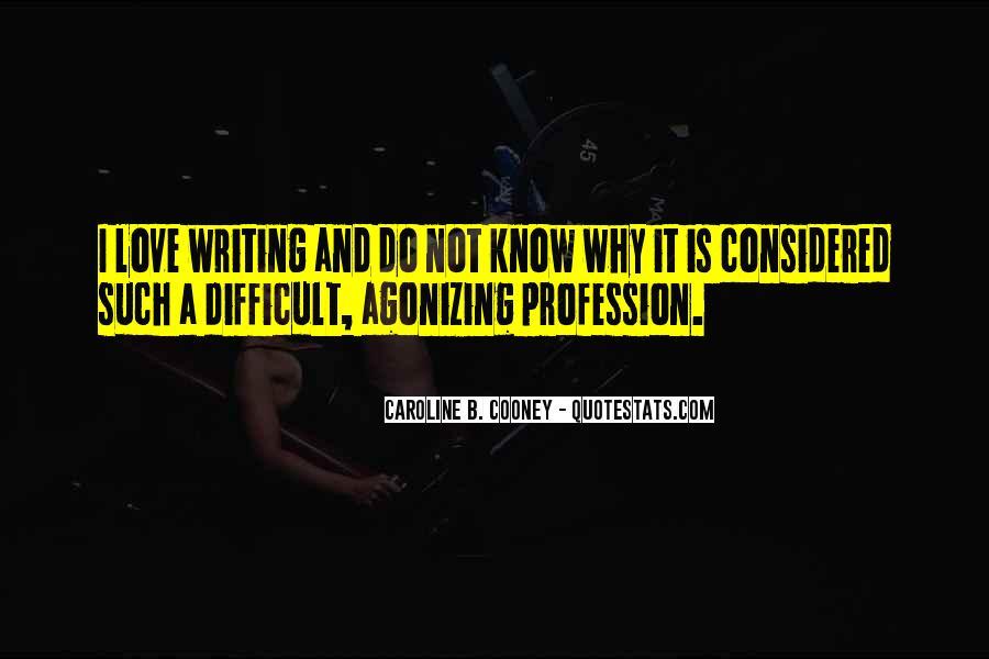 Caroline Cooney Quotes #420590