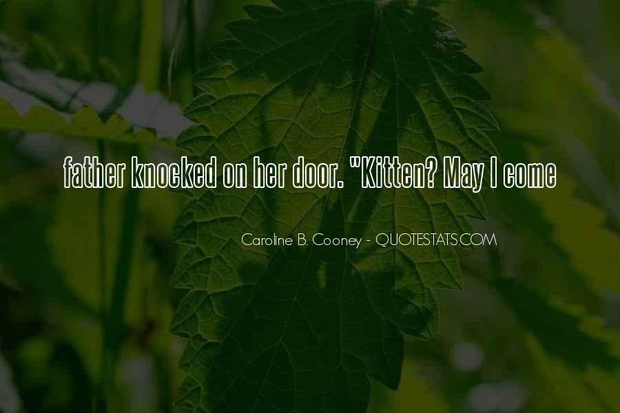 Caroline Cooney Quotes #561513