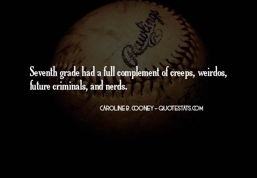 Caroline Cooney Quotes #661993