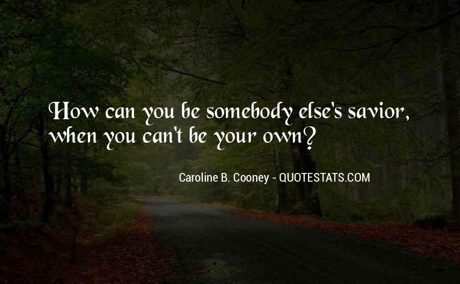 Caroline Cooney Quotes #673441