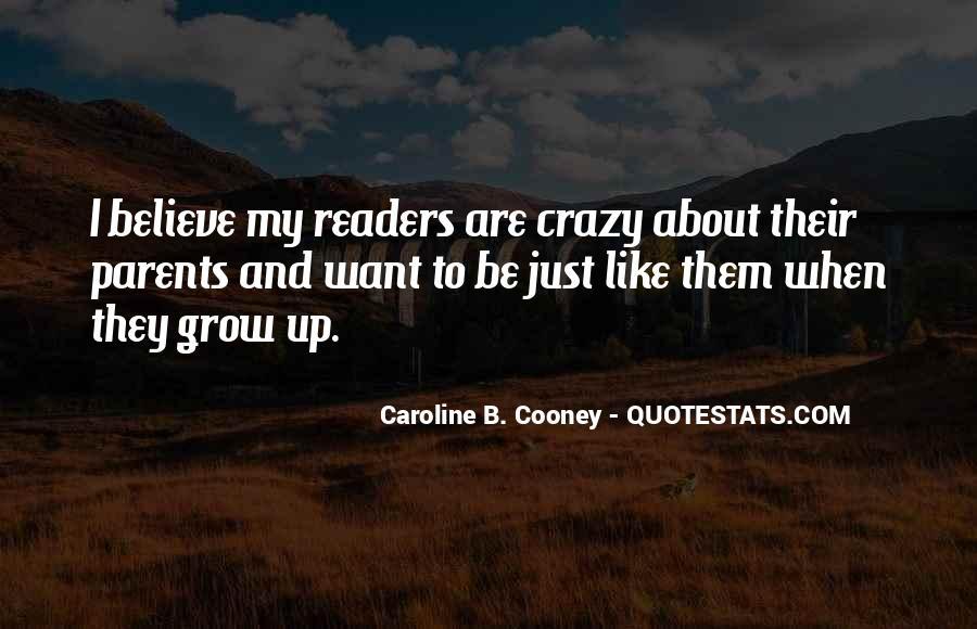 Caroline Cooney Quotes #673977