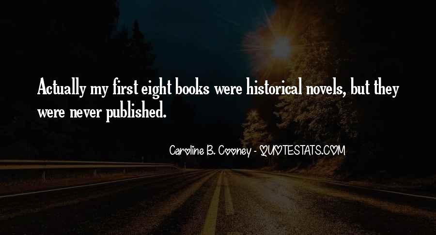 Caroline Cooney Quotes #685521
