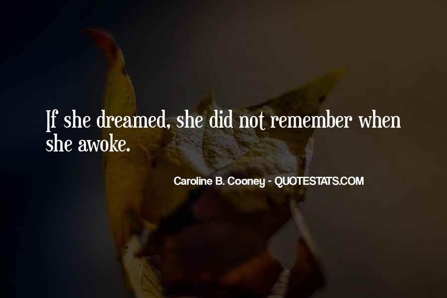 Caroline Cooney Quotes #828425