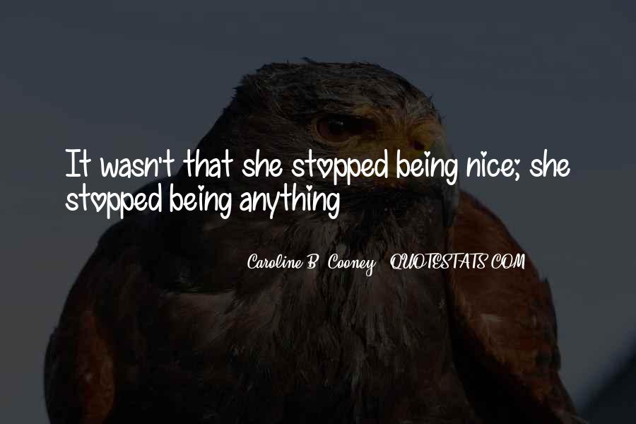 Caroline Cooney Quotes #869189