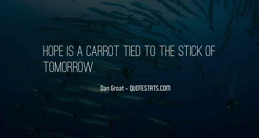 Carrot Quotes #119844