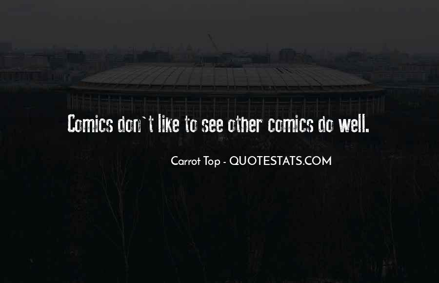 Carrot Quotes #21076