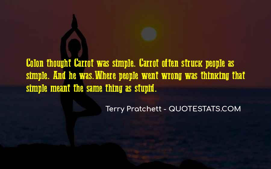 Carrot Quotes #351415