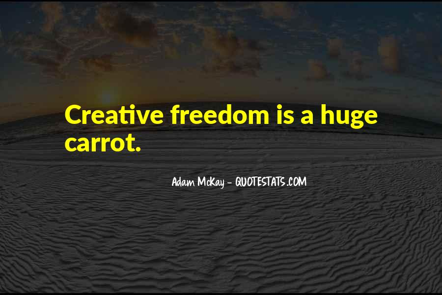 Carrot Quotes #365149