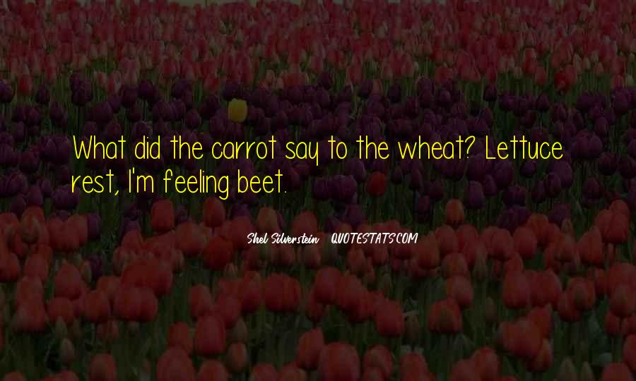 Carrot Quotes #388771