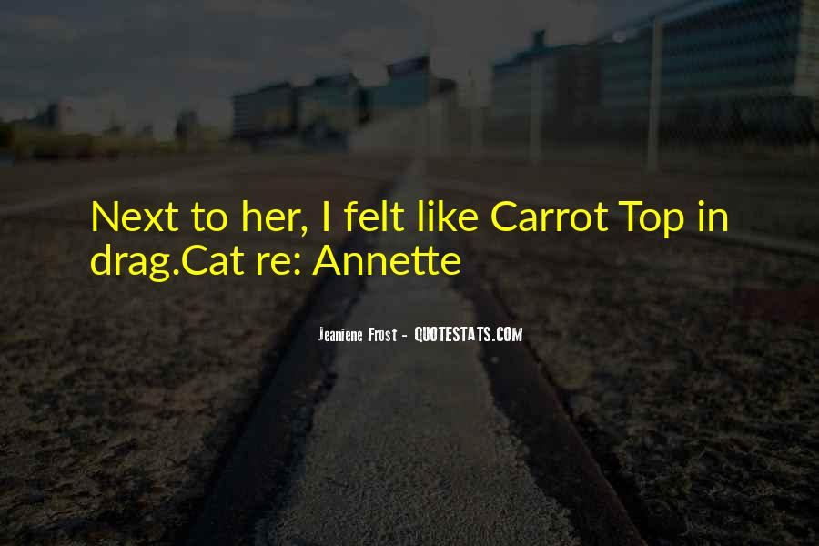 Carrot Quotes #393079