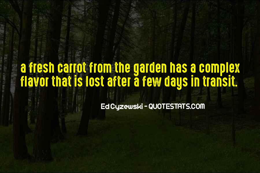 Carrot Quotes #95035