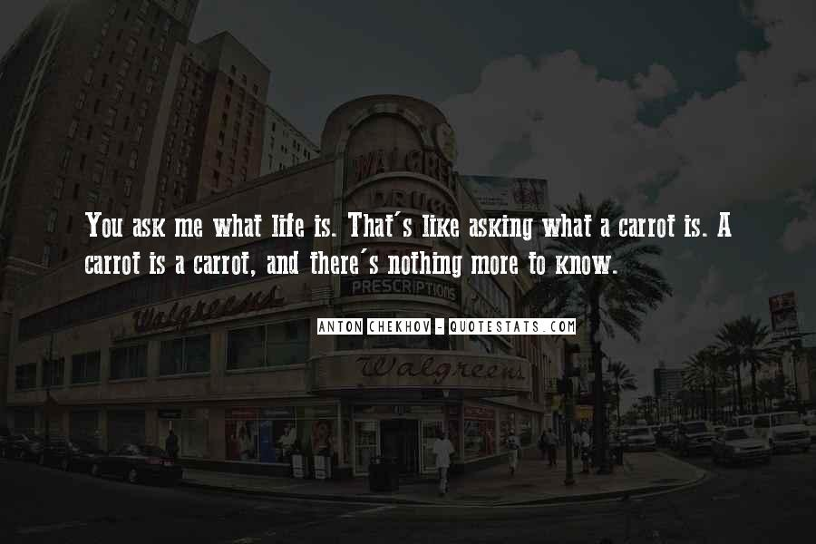 Carrot Quotes #97486