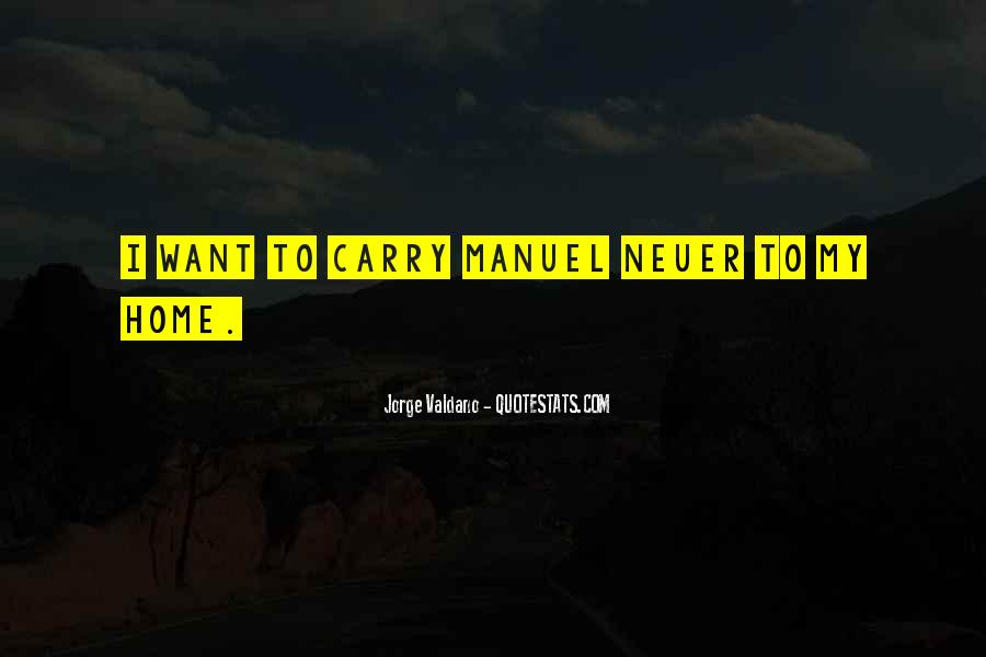 Carry You Home Quotes #1017191