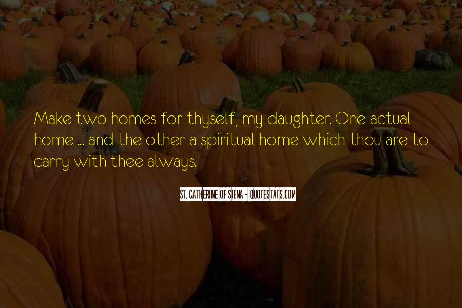Carry You Home Quotes #1050189