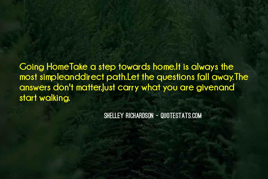 Carry You Home Quotes #1188799