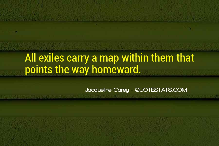 Carry You Home Quotes #215885