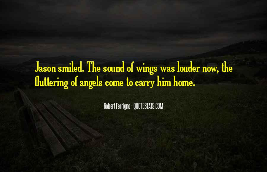 Carry You Home Quotes #300095