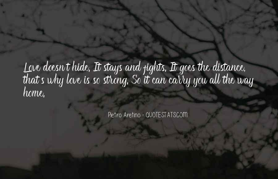 Carry You Home Quotes #441864