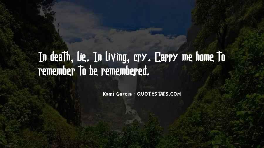 Carry You Home Quotes #475414