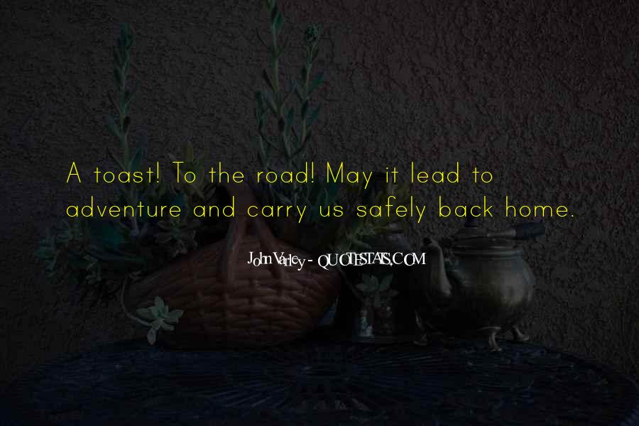 Carry You Home Quotes #973993